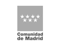 Comunidad de Madrid. Colaborador institucional de la Feria del Libro de Madrid