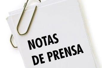 Nota de prensa de la Feria del Libro de Madrid