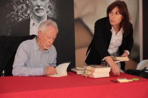 J.M. Coetzee en la Feria del Libro de Madrid