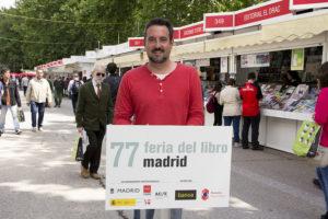 Pablo Bonet, micro de la Feria de Madrid