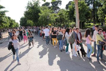 Público Feria del Libro de Madrid