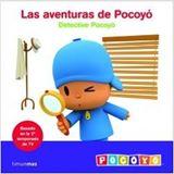 Portada del libro Las aventuras de Pocoyó