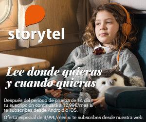 Storytel colaborador de la 77 edición de La Feria del Libro de Madrid 2018