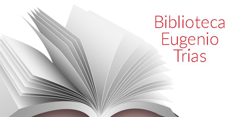 Actividades de la Feria del Libro de Madrid en la bilioteca Eugenio Trias