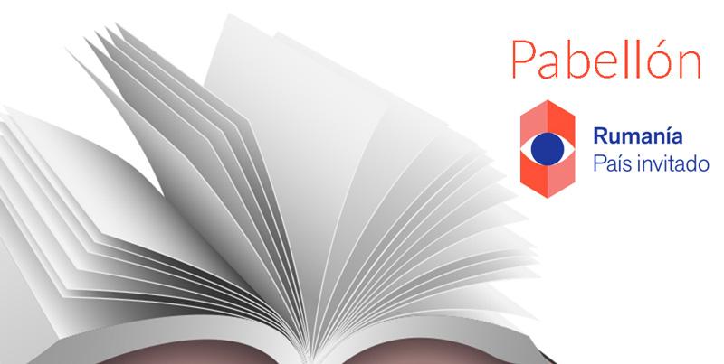 Actividades en el pabellón de Rumanía de la Feria del Libro de Madrid