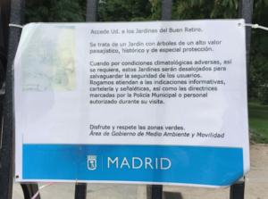 comunicado Ayuntamiento