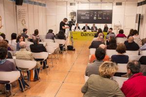 Pabellón Bankia de la Feria del Libro de Madrid