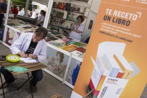 Te receto un libro en la Feria del Libro de Madrid