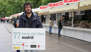 Fariña en la Feria del Libro de Madrid