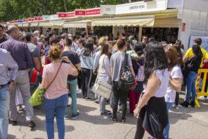 Feria del Libro de Madrid 2019