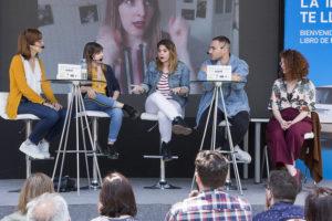 Bicheando libros en la Feria del Libro de Madrid