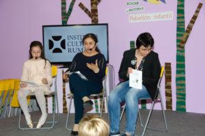 Sesión Instituto Cultural Rumano