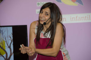Anahí Muñoz narra un cuento