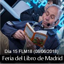 Fotos del día 15 FLM18 (08/06/2018)
