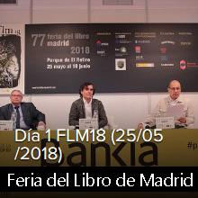 Fotos del día 1 FLM18 (25/05/2018)