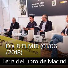 Fotos del día 8 FLM18 (01/06/2018)