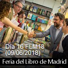 Fotos del día 16 FLM18 (09/06/2018)