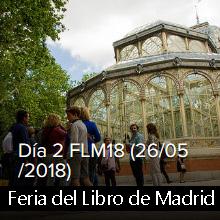 Fotos del día 2 FLM18 (26/05/2018)