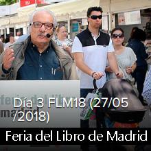 Fotos del día 3 FLM18 (27/05/2018)