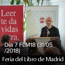 Fotos del día 7 FLM18 (31/05/2018)