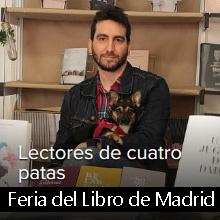 Lectores de cuatro patas