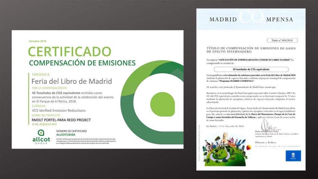 Feria del Libro de Madrid Impacto 0
