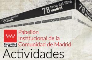 Charla sobre Miguel Hernández y presentación del libro: '75 curiosidades de Miguel Hernández' a cargo de José Manuel Carcasés @ Pabellón Institucional de la Comunidad de Madrid