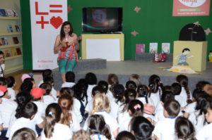 Anahí cuenta: Cuentos del mar @ Pabellón infantil | Madrid | Comunidad de Madrid | España