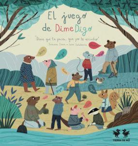 El juego Dimedigo y Las historias del abuelo oso @ Pabellón infantil