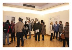 Exposición '10 escritores de la Segunda República' @ Biblioteca Municipal Eugenio Trías