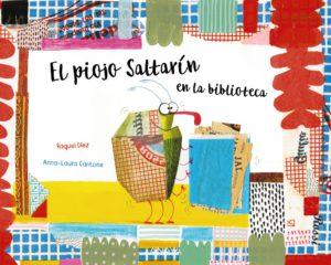 El piojo saltarín en la biblioteca @ Pabellón infantil | Madrid | Comunidad de Madrid | España