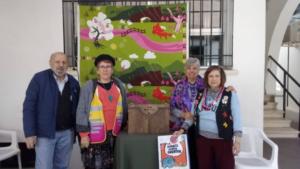 'Los Mayores también cuentan'. Voluntarios por Madrid @ Carpa Multiusos