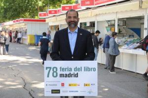 Olivo Rodríguez Huertas Feria del Libro de Madrid