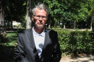 Eduard Limónov Feria del Libro de Madrid