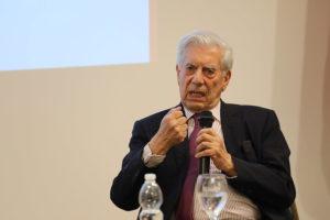 Vargas Llosa Feria del Libro de Madrid