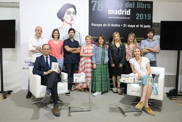 10 de 30 AECID Feria del Libro de Madrid