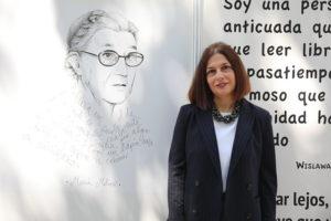 Amelia Pérez de Villar Feria del Libro de Madrid