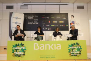 Crea Cultura Feria del Libro de Madrid