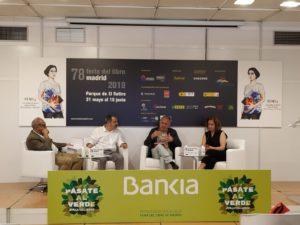 Gallego y Rey Feria del Libro de Madrid