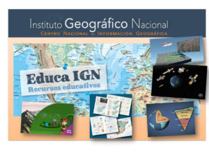 Charla 'Aprende Geografía con el Instituto Geográfico Nacional' @ Pabellón Bankia