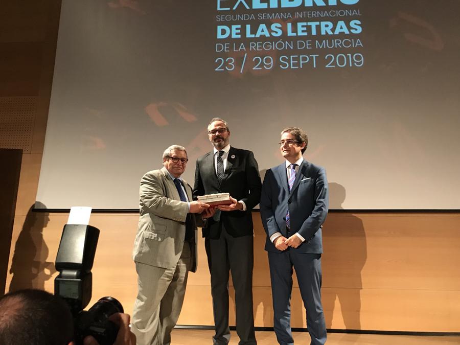ExLibris 2019 Manuel Gil Enrique Pascual