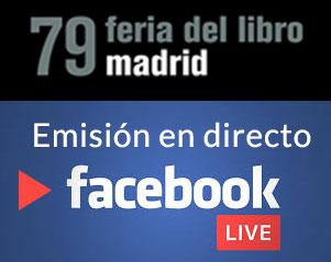 Emisión en directo de la 79 Feria del Libro de Madrid 2020